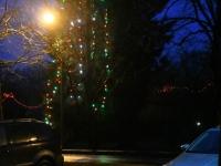 021 Jõuluaegse Sindi tänavatel. Foto: Urmas Saard