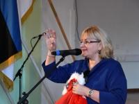 013 Jõuluaktus Sindi gümnaasiumis. Foto: Urmas Saard