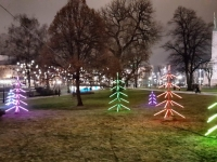 006 Jõuludeaegne jalutuskäik Riias. Foto: Marko Šorin