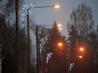 003 Jõuluehtes Sindi. Foto: Urmas Saard
