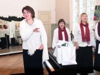026 Jõululaupäeva jumalateenistus Raeküla Vanakooli keskuses. Foto: Urmas Saard