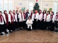034 Jõululaupäeva jumalateenistus Raeküla Vanakooli keskuses. Foto: Urmas Saard