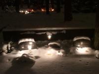 004 Jõuluõhtul Pärnu Metsakalmistul. Foto: Urmas Saard