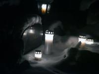 007 Jõuluõhtul Pärnu Metsakalmistul. Foto: Urmas Saard