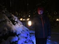 008 Jõuluõhtul Pärnu Metsakalmistul. Foto: Urmas Saard