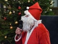 005 Jõulupidu Sindi gümnaasiumis. Foto: Urmas Saard