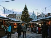 007 Jõuluturg Tallinnas. Foto: Urmas Saard