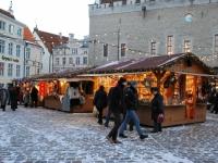 017 Jõuluturg Tallinnas. Foto: Urmas Saard