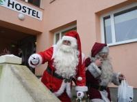001 Jõuluvanade konverents Rakveres. Foto: Urmas Saard