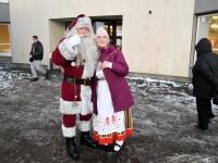 011 Jõuluvanade konverentsi päeva teine pool Kadrinas. Foto: Urmas Saard
