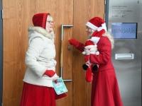 002 Jõuluvanade pressikonverents. Foto: Urmas Saard