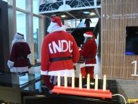 004 Jõuluvanade pressikonverents. Foto: Urmas Saard