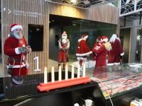 005 Jõuluvanade pressikonverents. Foto: Urmas Saard