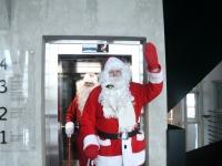 006 Jõuluvanade pressikonverents. Foto: Urmas Saard