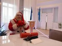 010 Jõuluvanade pressikonverents. Foto: Urmas Saard