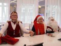 014 Jõuluvanade pressikonverents. Foto: Urmas Saard