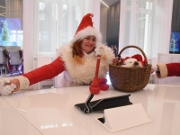 015 Jõuluvanade pressikonverents. Foto: Urmas Saard
