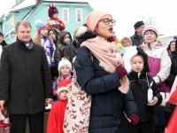 052 Jõuluvanade XVII konverents Kadrinas. Foto: Urmas Saard