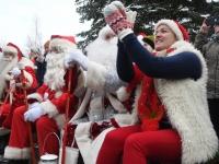 065 Jõuluvanade XVII konverents Kadrinas. Foto: Urmas Saard