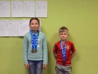 PR-24 noored Karin Mets ja Benno Bert Põldäär. Foto: Karmen Mets