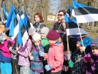 012 Julius Friedrich Seljamaa 133. sünniaastapäeva tähistamine. Foto: Urmas Saard