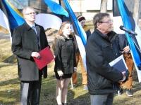 014 Julius Friedrich Seljamaa 133. sünniaastapäeva tähistamine. Foto: Urmas Saard