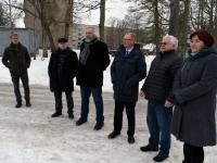 003 Julius Friedrich Seljamaa mäletsumärgi valmimine on töös. Foto: Urmas Saard