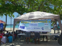 006 Kariibi meres asuval Martinique'i saarel.