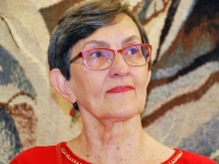 012 Karin Tislari isiknäitus Sindi muuseumis. Foto: Urmas Saard