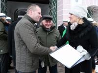005 Kevade tervitamine Pärnus. Foto: Urmas Saard