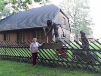 104 Raküla ekskursiooni giid Kiki Pärnpuu. Foto:Liivia Koolme