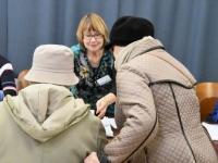 003 Kohalikud valimised Sindis. Foto: Urmas Saard
