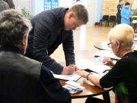 011 Kohalikud valimised Sindis. Foto: Urmas Saard