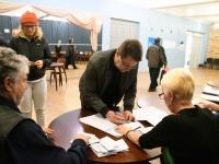 012 Kohalikud valimised Sindis. Foto: Urmas Saard