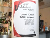 003 Kontsert Saame kokku Tomi juures Endla Jazzklubis. Foto: Urmas Saard