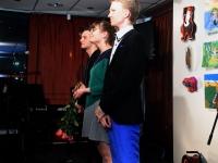 046 Kontsert Saame kokku Tomi juures Endla Jazzklubis. Foto: Urmas Saard