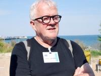 004 Heikki Lahdenmaki, Suomenlinna restaureerimisdirektor