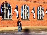 001 Konverents Sindis, 100 aastat Eesti Vabadussõja algusest. Foto: Urmas Saard