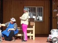 001 Esimese päeva publiku lemmik Krabi külateater. Foto: Urve Mukk