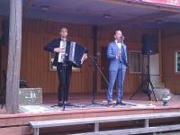 002 Teatrikohviku esinejad Marek Sadam ja Martin Trudnikob. Foto: Voldemar Nikoljev