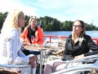 048 Laevasõidul Pärnu jõel. Foto: Urmas Saard