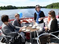 052 Laevasõidul Pärnu jõel. Foto: Urmas Saard