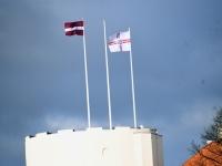 013 Läti Vabariigi 100. aastapäeva paraad Riias. Foto: Urmas Saard