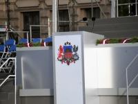 014 Läti Vabariigi 100. aastapäeva paraad Riias. Foto: Urmas Saard