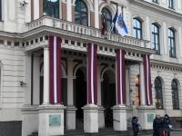 009 Läti Vabariigi sajanda juubeli Riia. Foto: Urmas Saard