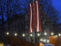 016 Läti Vabariigi sajanda juubeli Riia. Foto: Urmas Saard