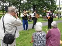 004 Lavassaare Trio ja pannkoogipäev Sindis. Foto: Urmas Saard