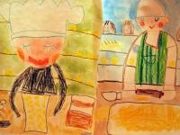 002 Piima- ja leivanädalal Sindi lasteaias