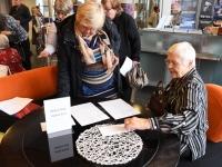 007 Linnapea kandidaadid Pärnu väärikate ees. Foto: Urmas Saard