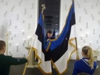 003 Lippude õnnistamine Viimsi Jakobi kirikus. Foto: erakogu